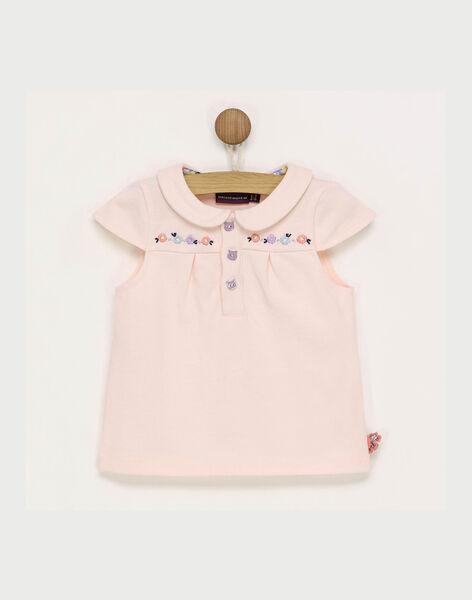 Pink Baby blouse RAINATA / 19E1BFD1BRAD310