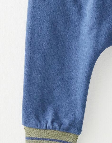 Sky blue JOGGING PANT VAHIRO / 20H1BGL1JGBC201