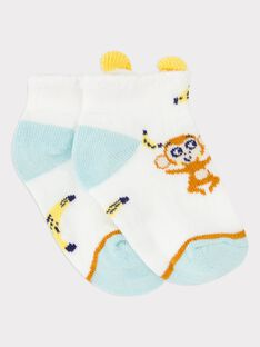 White Low socks RAWOLFGAN / 19E4BGQ1SOB000