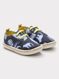 Dark denim Chaussures ROBASCAGE / 19E4PGM1CHTK005