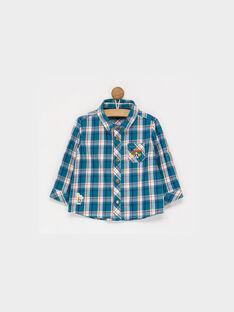 Navy Shirt PADARRY / 18H1BG61CHM714