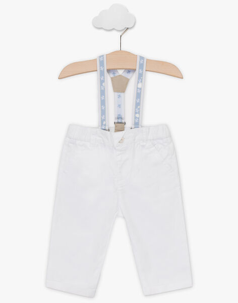 Off white pants TAJUDE / 20E1BGJ1PAN001