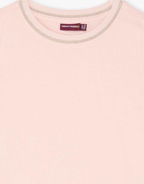 T-shirt short sleeves child girl ZLINETTE 1 / 21E2PFK1TMC413