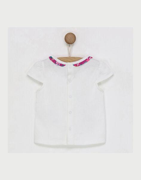 Off white T-shirt RAVALATINE / 19E1BFQ1TMC001