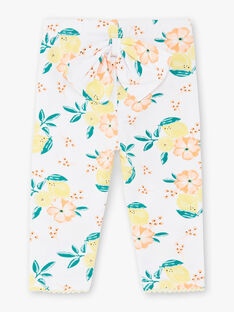 Baby girl flower leggings ZANALA / 21E4BFO1CAL000