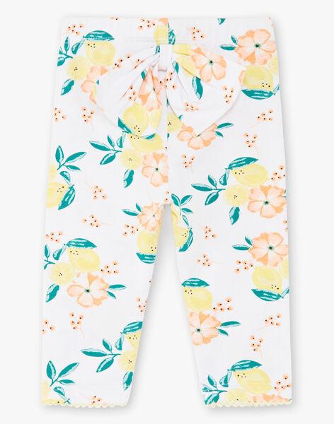 Baby girl flower leggings ZANALA / 21E4BFO1CAL000