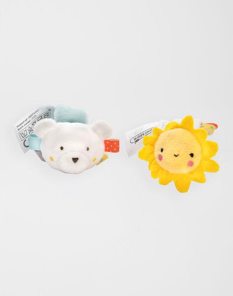 Multicolor OTHER RATTLES RATTLE BEAR SUN / 20J78351HCA099