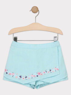 Water blue SHORTS TAYABETTE / 20E2PFP1SHO213