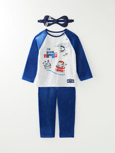 electric blue PAJAMAS VIRAGE / 20H5PG27PYJ217