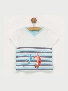 Off white T-shirt RAGABRIEL / 19E1BGD1TMC001
