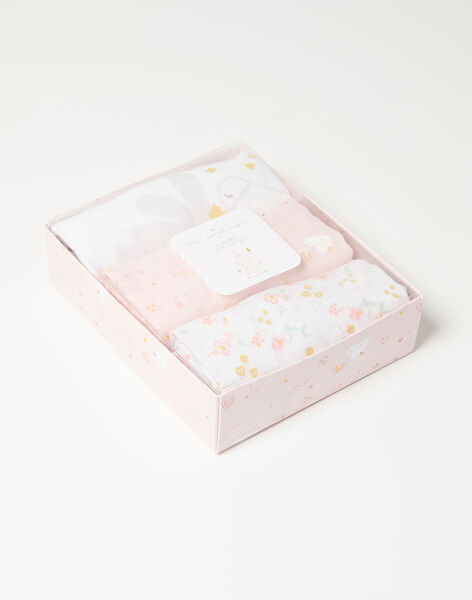 Pale rose SWADDLING CLOTHES VITORIA / 20H0AF11LAN301