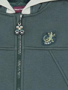 Boy's jogging jacket ZABAGE / 21E3PG71GILG614
