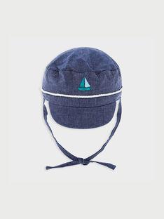 Navy Hat RAGLOUTON / 19E4BGD1CHAC205