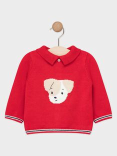 Red Pullover TACARL / 20E1BGC2PUL050