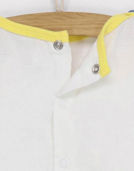 Off white T-shirt RAEDEN / 19E1BGC1TMC001