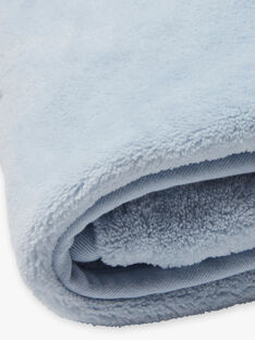 Blue and white blanket birth boy BONNO / 21H0AG41D4P219