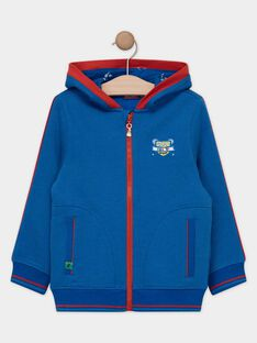 Sky blue Waistcoat TESIAGE / 20E3PGH1GIL216