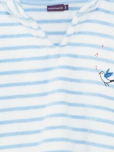 Water blue BATHING CAPE ZIRICHAR / 21E4BGR1CDB213
