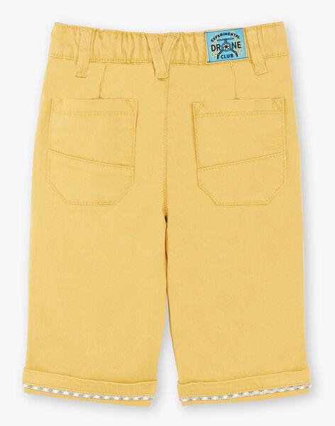 Bermuda shorts child boy ZATRIAGEEX / 21E3PG92BERB114