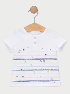 Off white T-shirt TANIOBE / 20E1BGO1TMC001