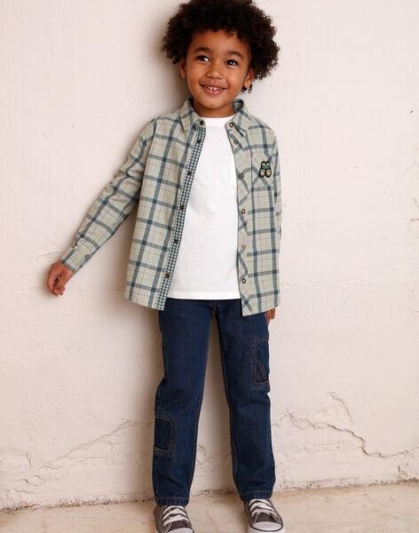 Jean child boy ZADIBAGE / 21E3PG71JEAP269