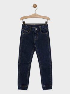 Dark denim Jeans SAPATAGE / 19H3PG61JEAK005