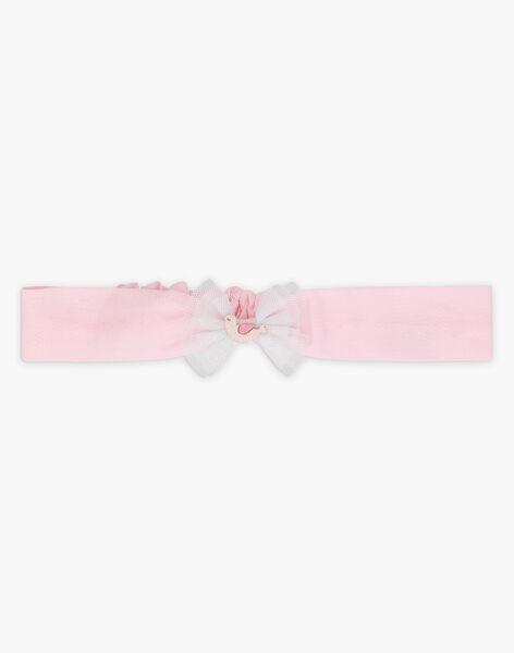 Clear pink Hariband TALORE / 20E4BFJ2BAN321