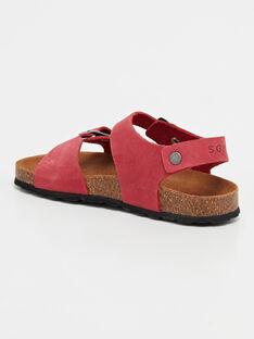 Red SANDALS TNUAGER / 20E4PGX1D39050