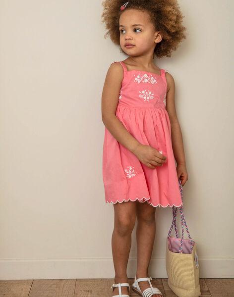 Pink CHASUBLE DRESS ZUKOKETTE / 21E2PFT2CHSD313