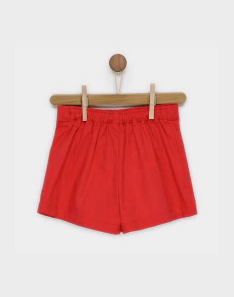 Red Shorts RENAETTE / 19E2PFE1SHO050