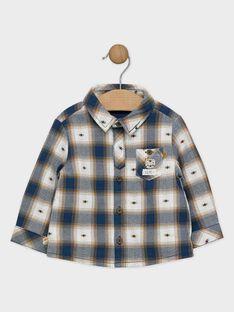 Blue Shirt SARUFUS / 19H1BGI1CHMC235