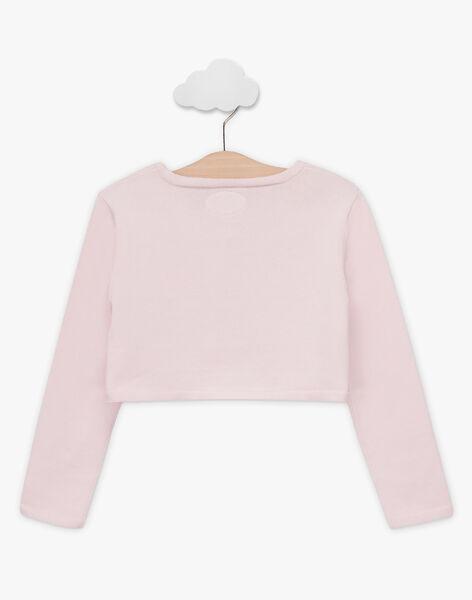 Clear pink Cardigan TYMOETTE / 20E2PFJ2CAR321