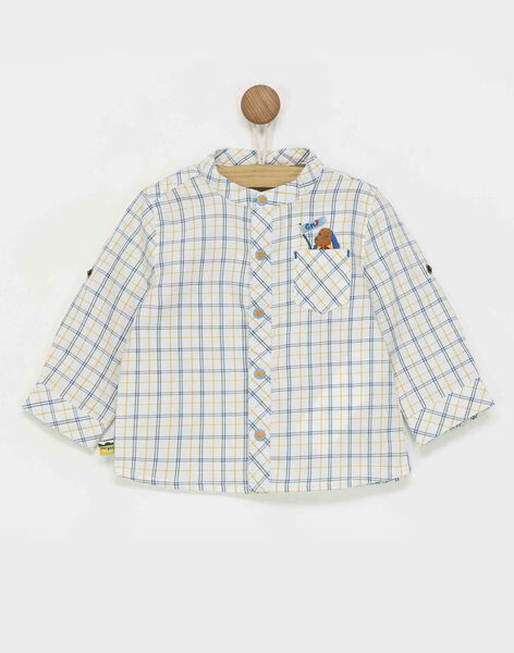 Off white Shirt RACLERMONT / 19E1BG61CHM001