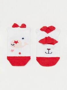 Off white Low socks TATALA / 20E4BFW1SOB001