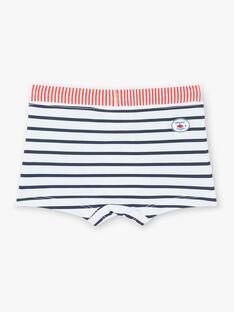 Baby boy navy blue swim shorts ZIROB / 21E4BGR1MAIC214