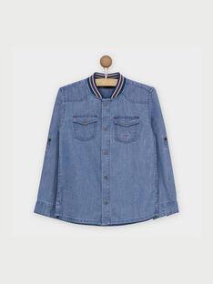 Blue denim Shirt REBOBOAGE / 19E3PGC1CHM704