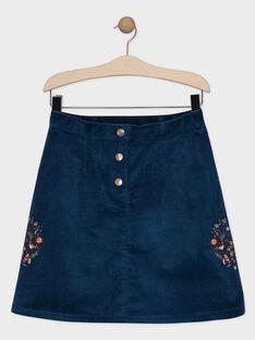 Navy Skirt SOIMEF / 19H2FFI1JUP714