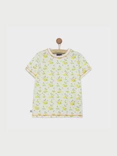 White T-shirt RUMOAGE / 19E3PGQ1TMC000