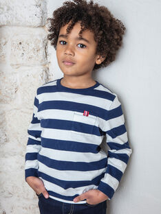 T-shirt child boy ZAXOUAGE1 / 21E3PGK7TML001