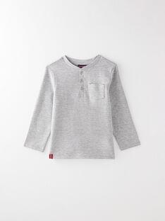 Grey T-SHIRT VUNIAGE 6 / 20H3PGC6TMLJ906