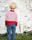 Baby boy's jeans and skateboard key ring BACIOAGE / 21H3PG11JEAP269