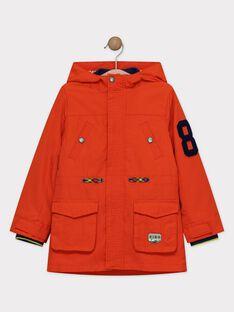 Orange Rain coat TAKAGE / 20E3PGB1IMP405