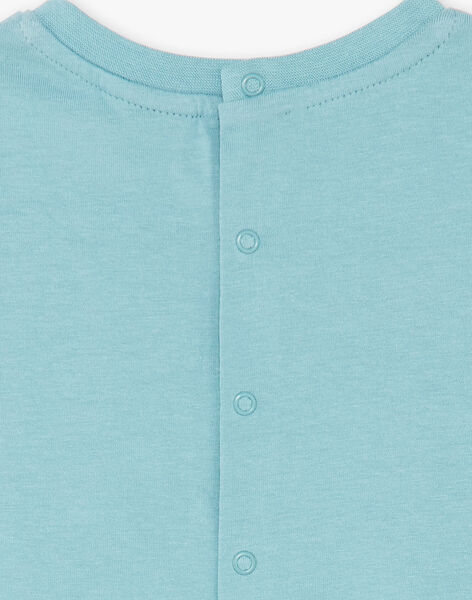 Light blue jersey T-shirt ZAIBEY / 21E1BGI2TMC629