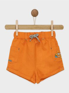 Orange Shorts RAWAYNE / 19E1BGQ1SHO400