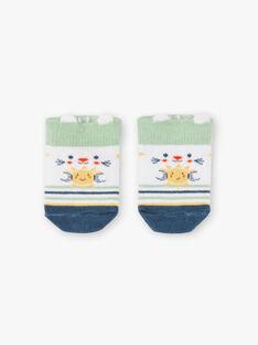 Baby boy striped socks TARAMSES / 20E4BGQ1SOB001
