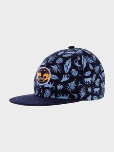 Dark denim Hat ROSNAGE / 19E4PGM2CHAK005