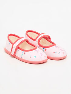Pink SLEEPERS TEJUTTE / 20E5PF71CH5D300