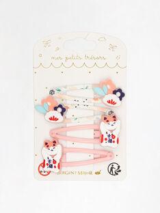 Pink Hair clip TAYBARETTE / 20E4PFL1BRTD311