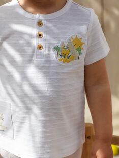 Off white T-shirt TARAFFY / 20E1BGQ1TMC001