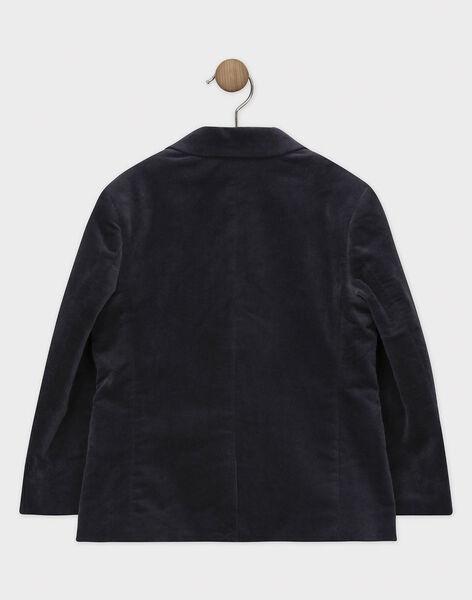 Dark grey Blazer SICHOAGE / 19H3PGP1VES941